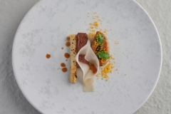 Beef Shortrib and Salsify
